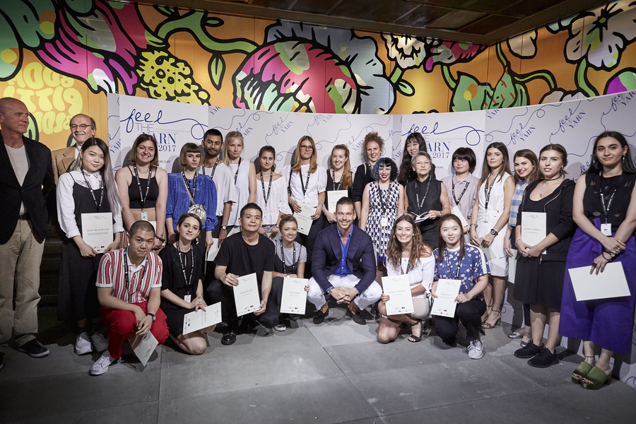 FTY 2017 premiazione gruppo