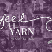 Banner Feel The Yarn - The Contest 2020