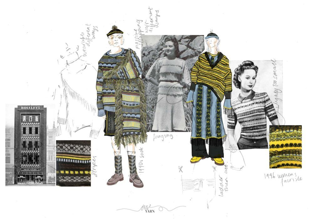 Portfolio LUCY RUSSELL SHARP FEEL THE YARN KINGSTON 2020 Page 4