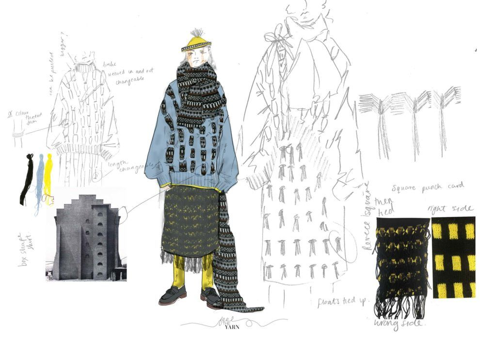 Portfolio LUCY RUSSELL SHARP FEEL THE YARN KINGSTON 2020 Page 5