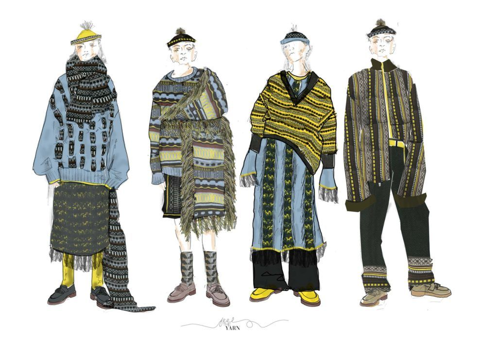 Portfolio LUCY RUSSELL SHARP FEEL THE YARN KINGSTON 2020 Page 6