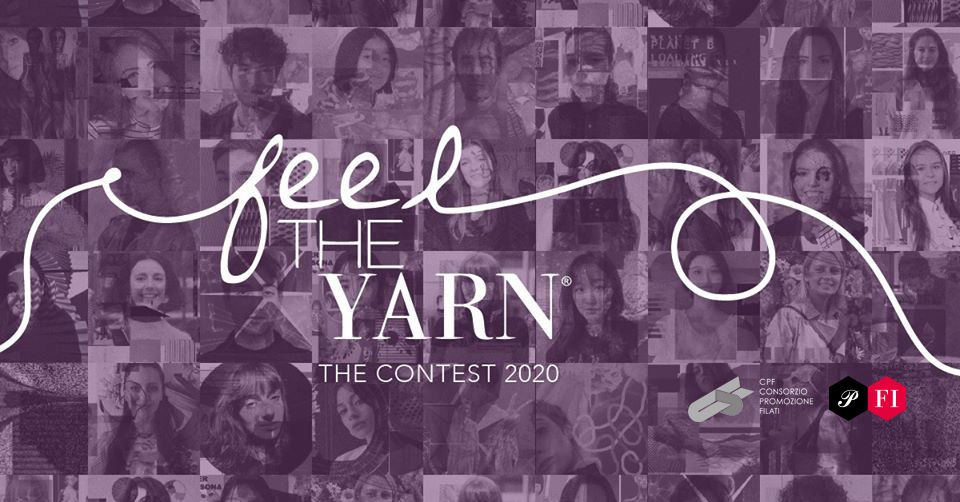 Banner Feel The Yarn The Contest 2020
