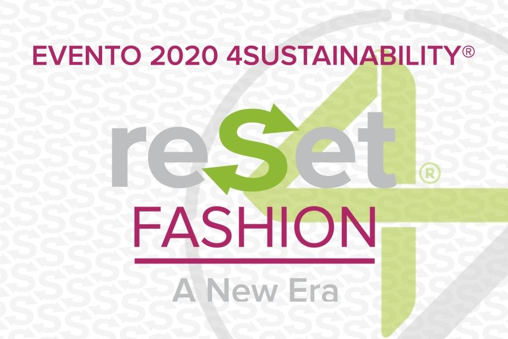 Reset Fashion Evento 4S 2020
