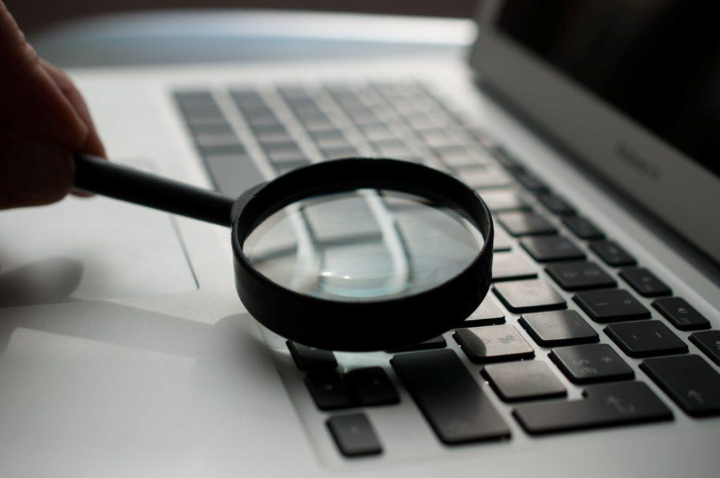 Monitoring web