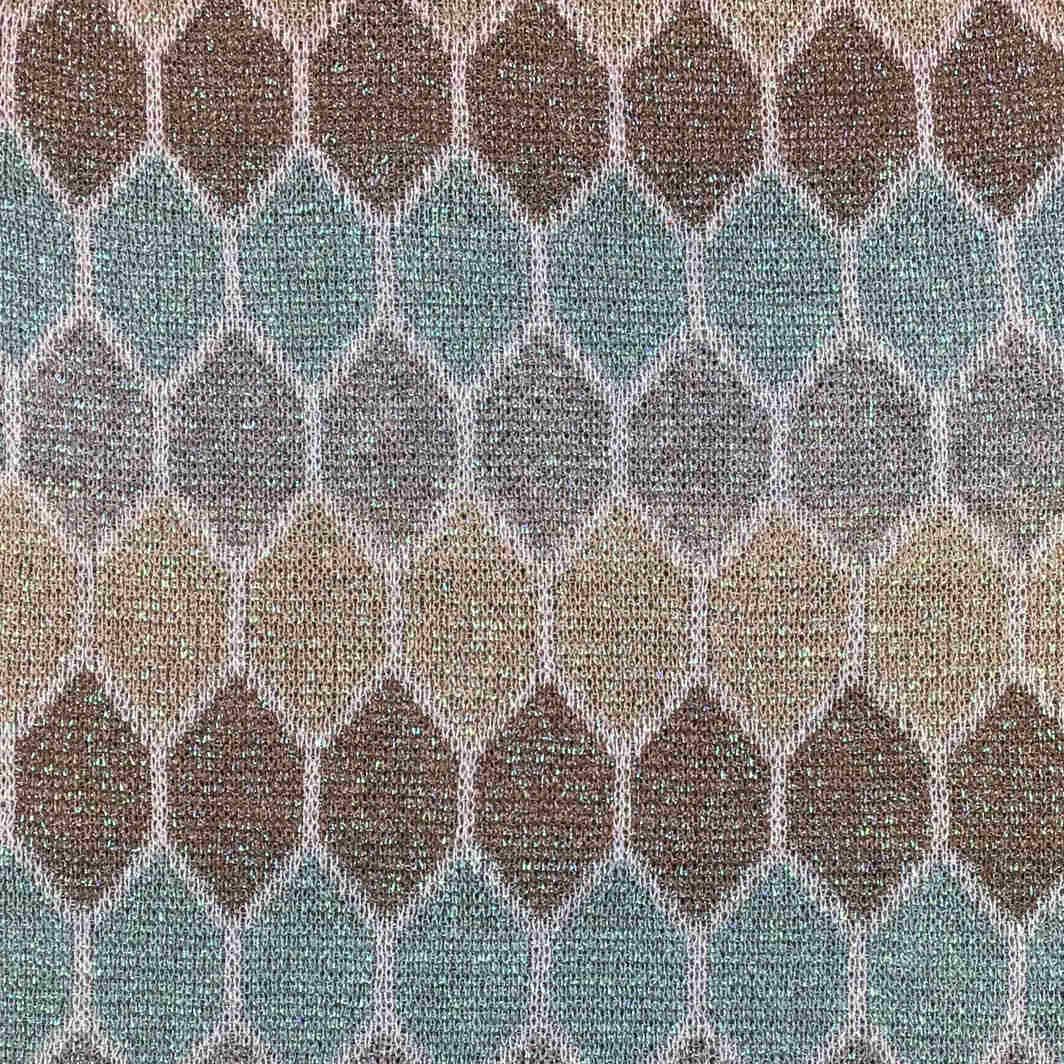 Frizze filato yarn viscosa viscose pearl stitch