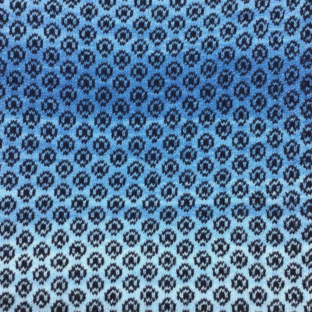 Mirto Flame filato yarn cotone cotton stampato printed stretch stitch