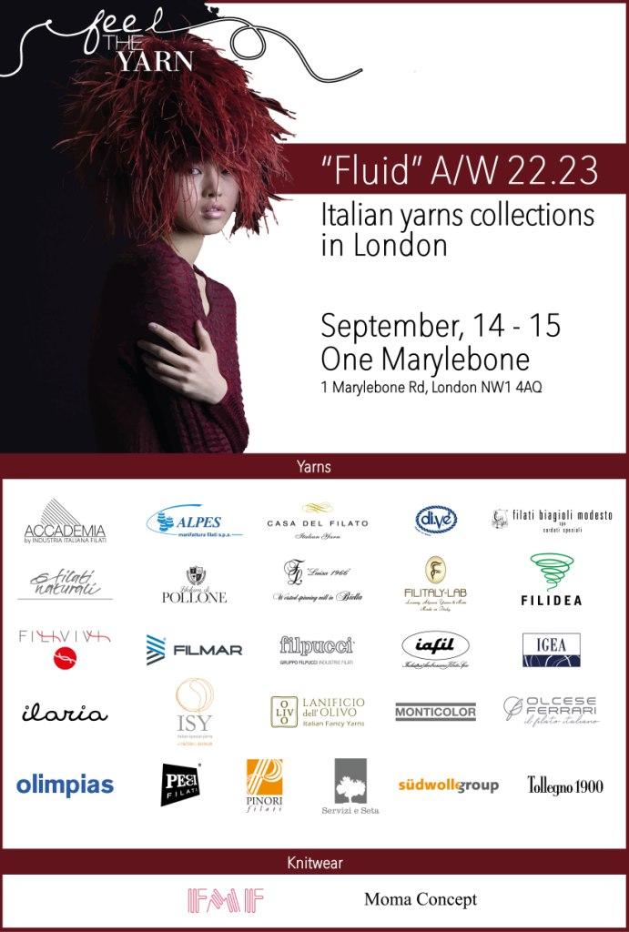 Fluid in London Invito sito MAIL