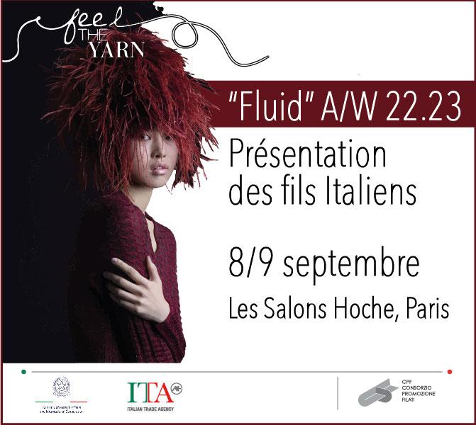 Fluid in Paris Footer